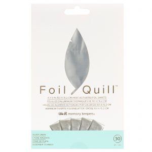 660668_WR_FoilQuill_FoilSheets_SilverSwan_Front